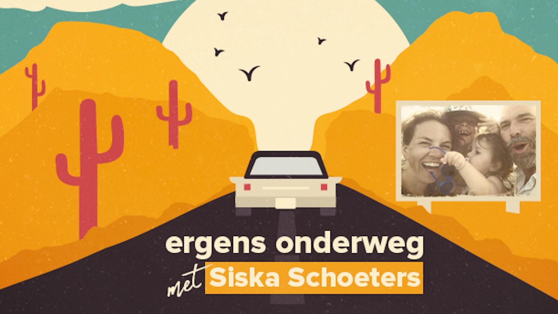 Ergens onderweg met Siska Schoeters