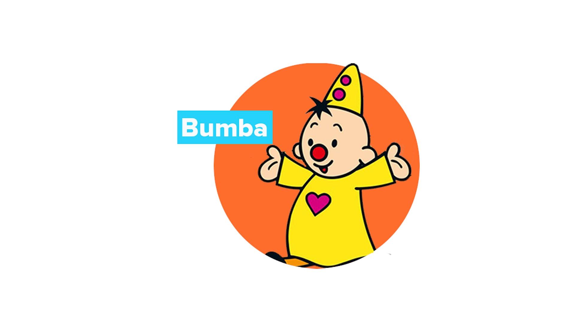 Kleurplaten van Bumba