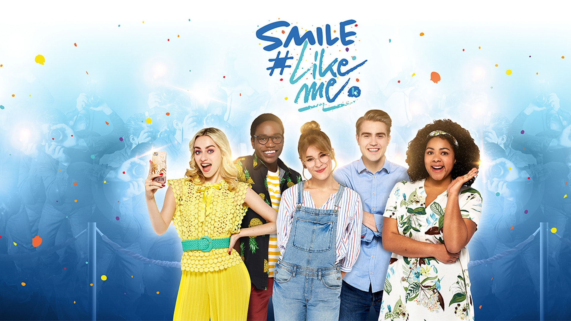 Kom naar de expo Smile #LikeMe