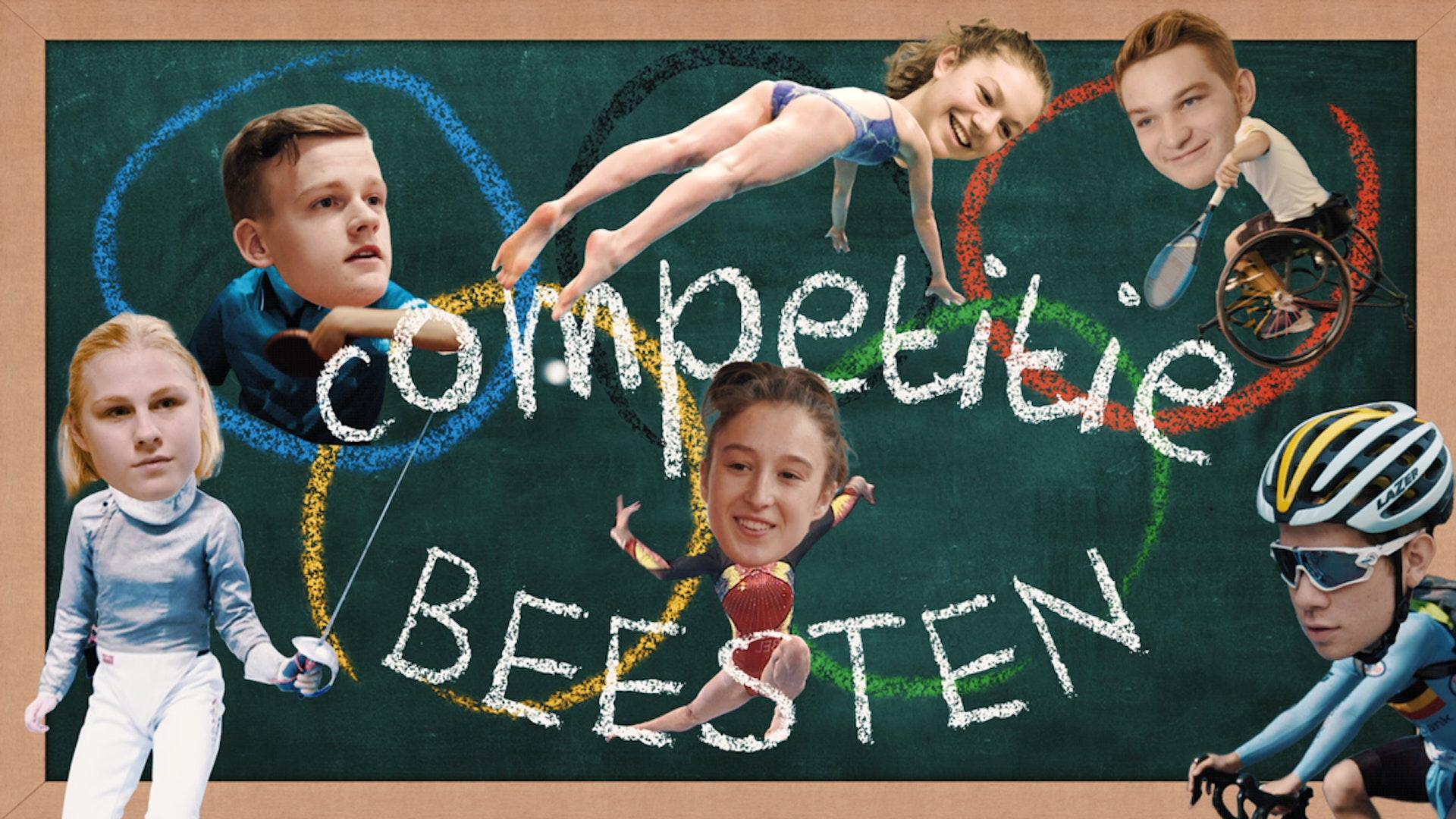 Nieuwe reeks van Competitiebeesten
