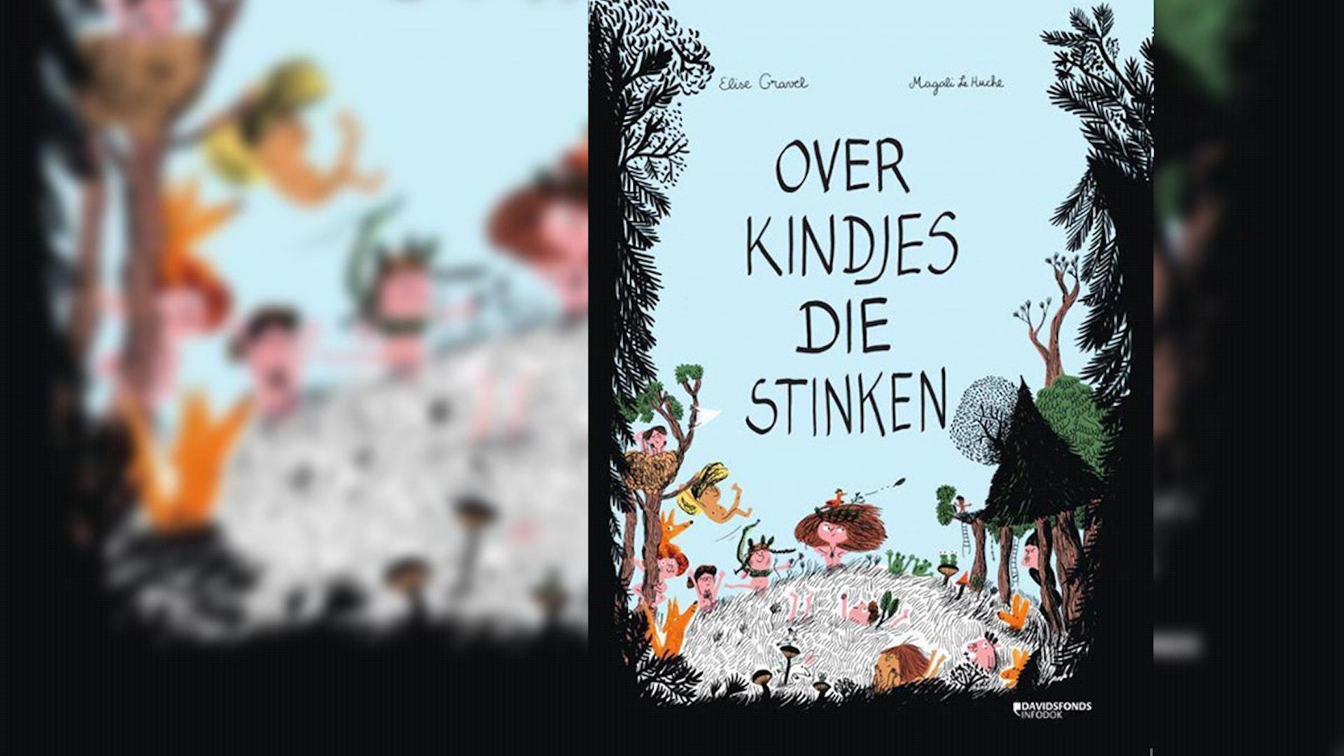 Juniorboek van de week: Over kindjes die stinken